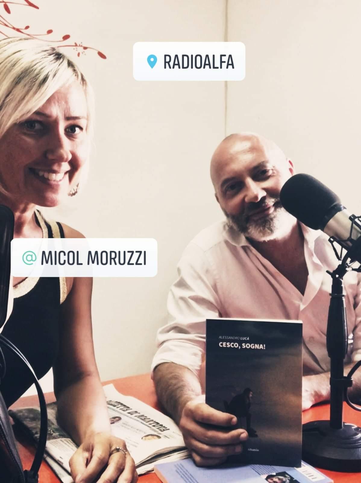 Radio Alfa – Intervista