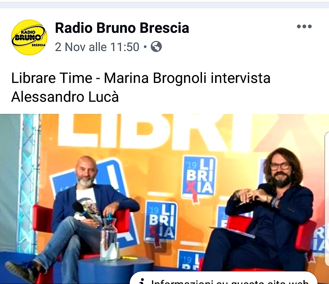 Radio Bruno – Intervista