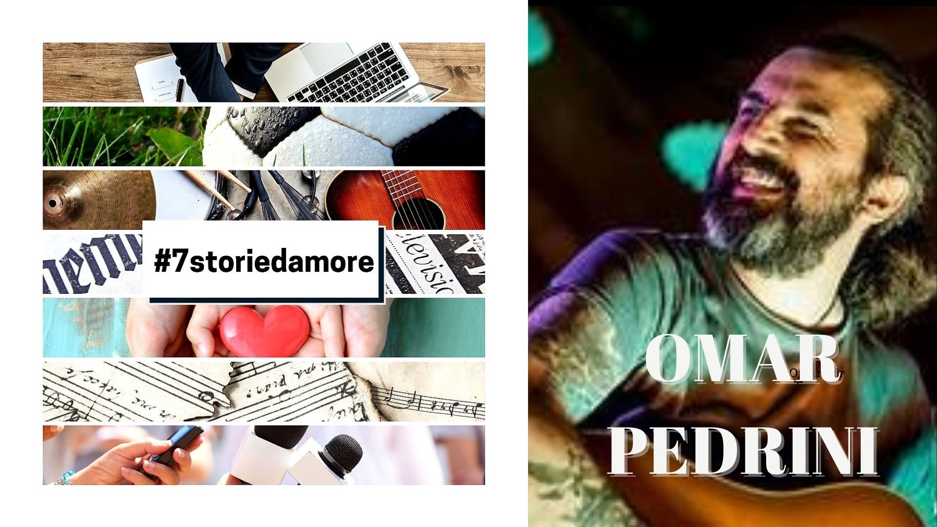 7 storie d'amore – Omar Pedrini