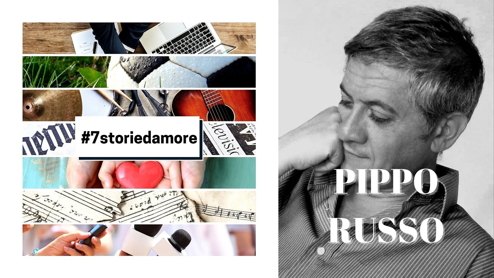 7 storie d'amore – Pippo Russo