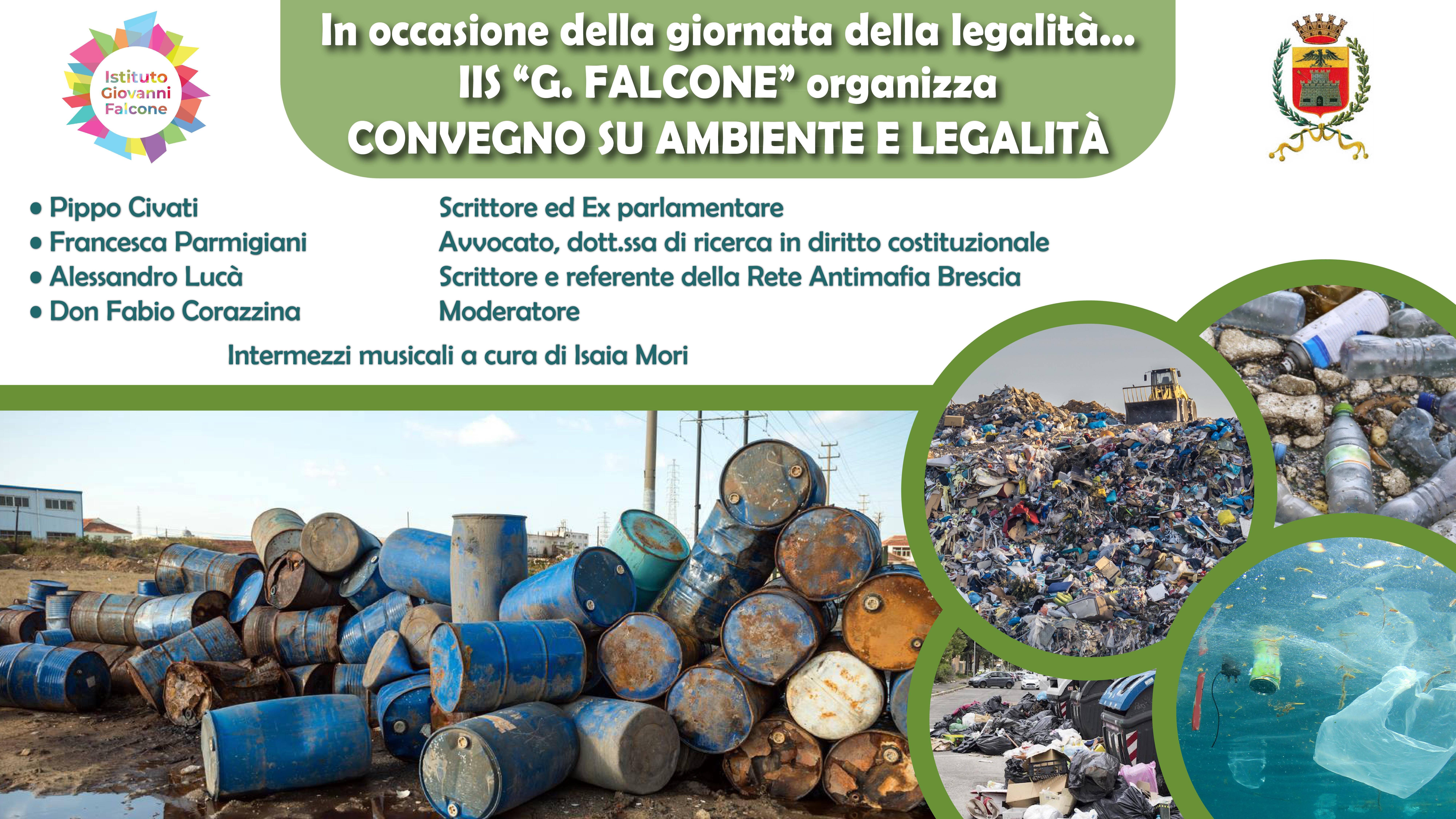 Convegno su Ambiente e Legalità