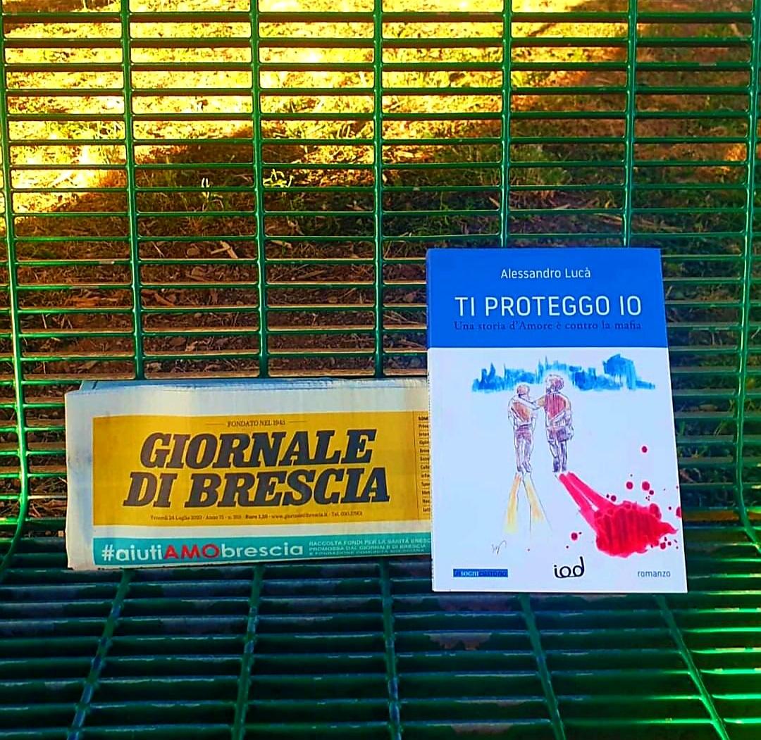 """""""Ti proteggo io – In edicola col Giornale di Brescia"""